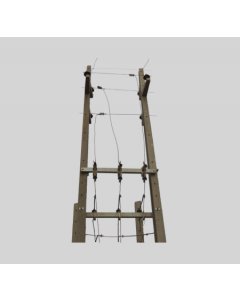 Zesa Pole - Standard - 12.19m